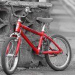 4歳子供自転車選び何インチの自転車がいいの?