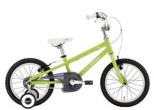 補助輪つき16インチ自転車