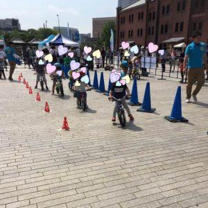 へんしんバイク自転車教室イベント