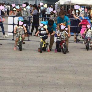 へんしんバイク教室イベント
