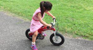 自転車はじめて