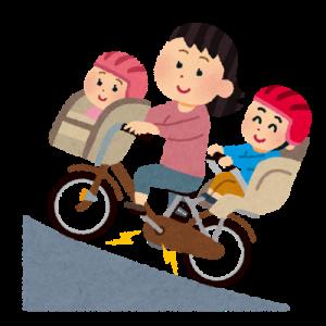電動自転車 坂道
