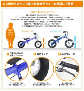 へんしんバイクS