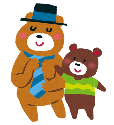 chichinohi_bears_oyako
