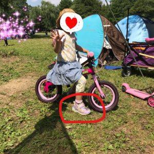 すくすくバイク