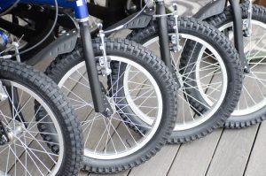 子ども自転車 タイヤ
