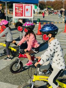 自転車教室 乗れた子向け教室